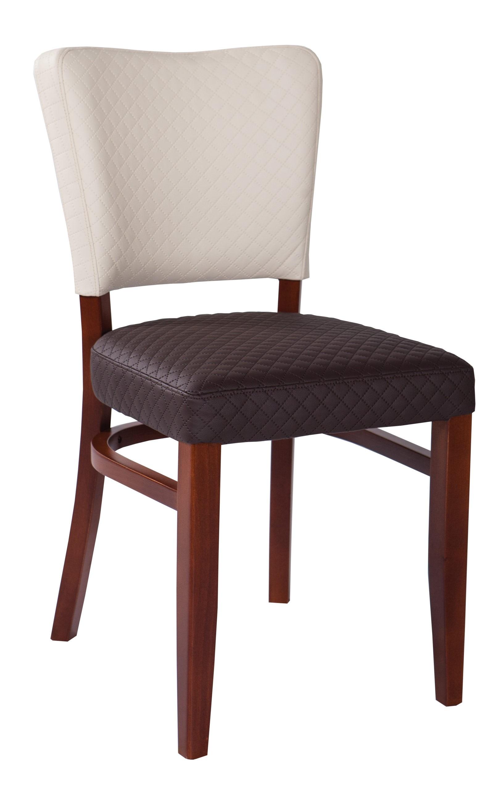 Nowoczesne krzesło do jadalni kuchni KT49 wygodne trwałe solidne