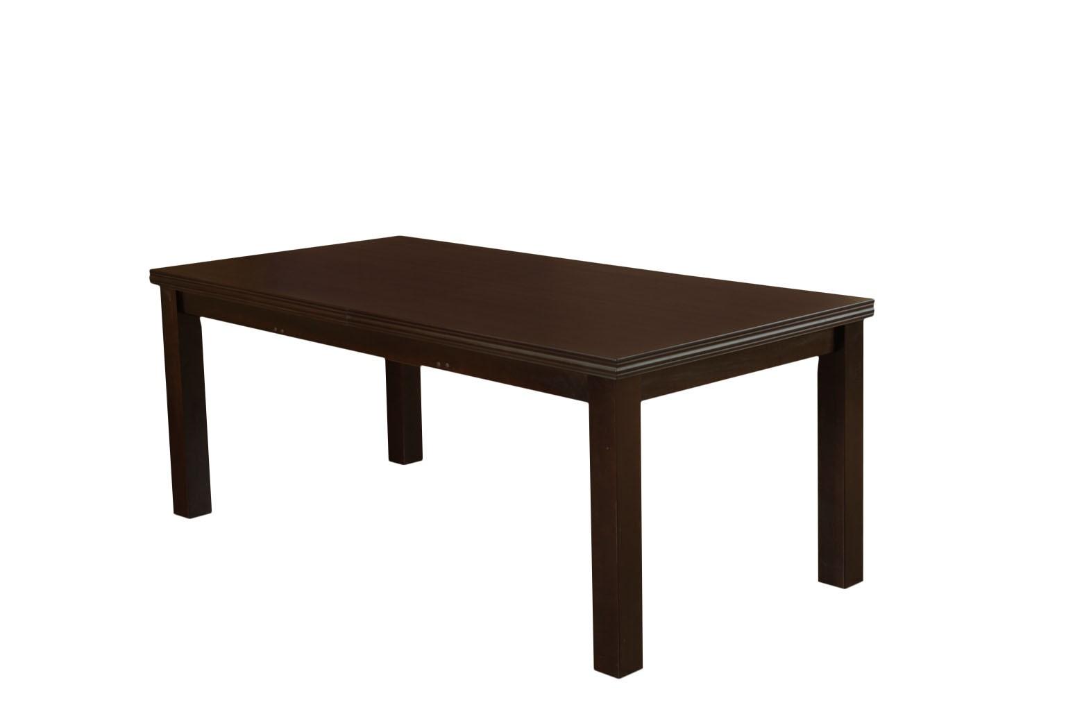 Nowoczesny stół do jadalni SM2 na prostych nogach
