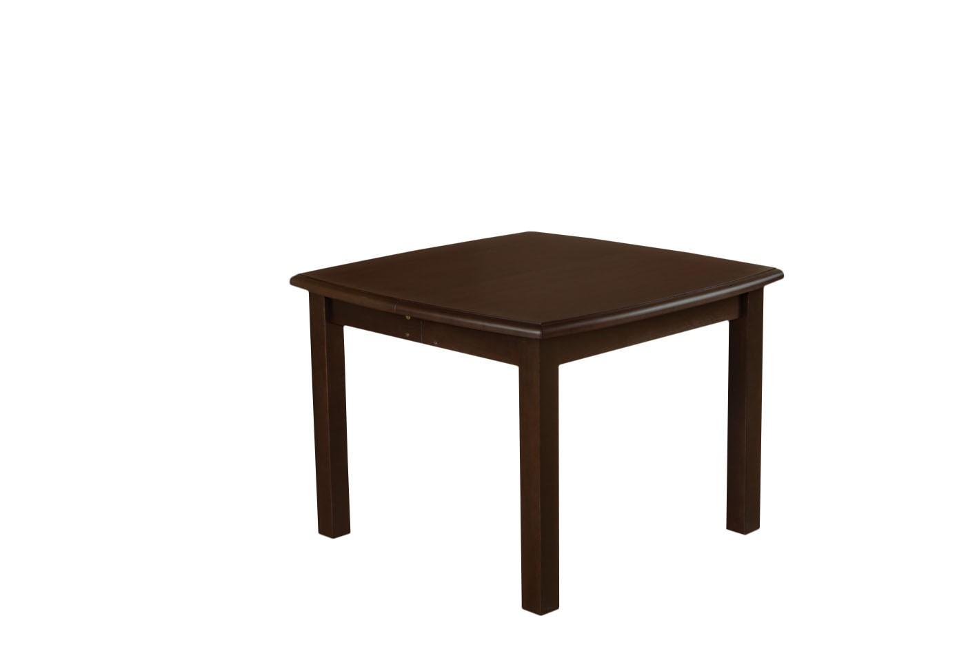 Stół do jadalni SM3 0 wymiarze 100cm100cm rozkładany do 250 cm z trzema wkładkami