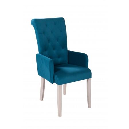 Krzesło tapicerowane KT 14 z podłokietnikami