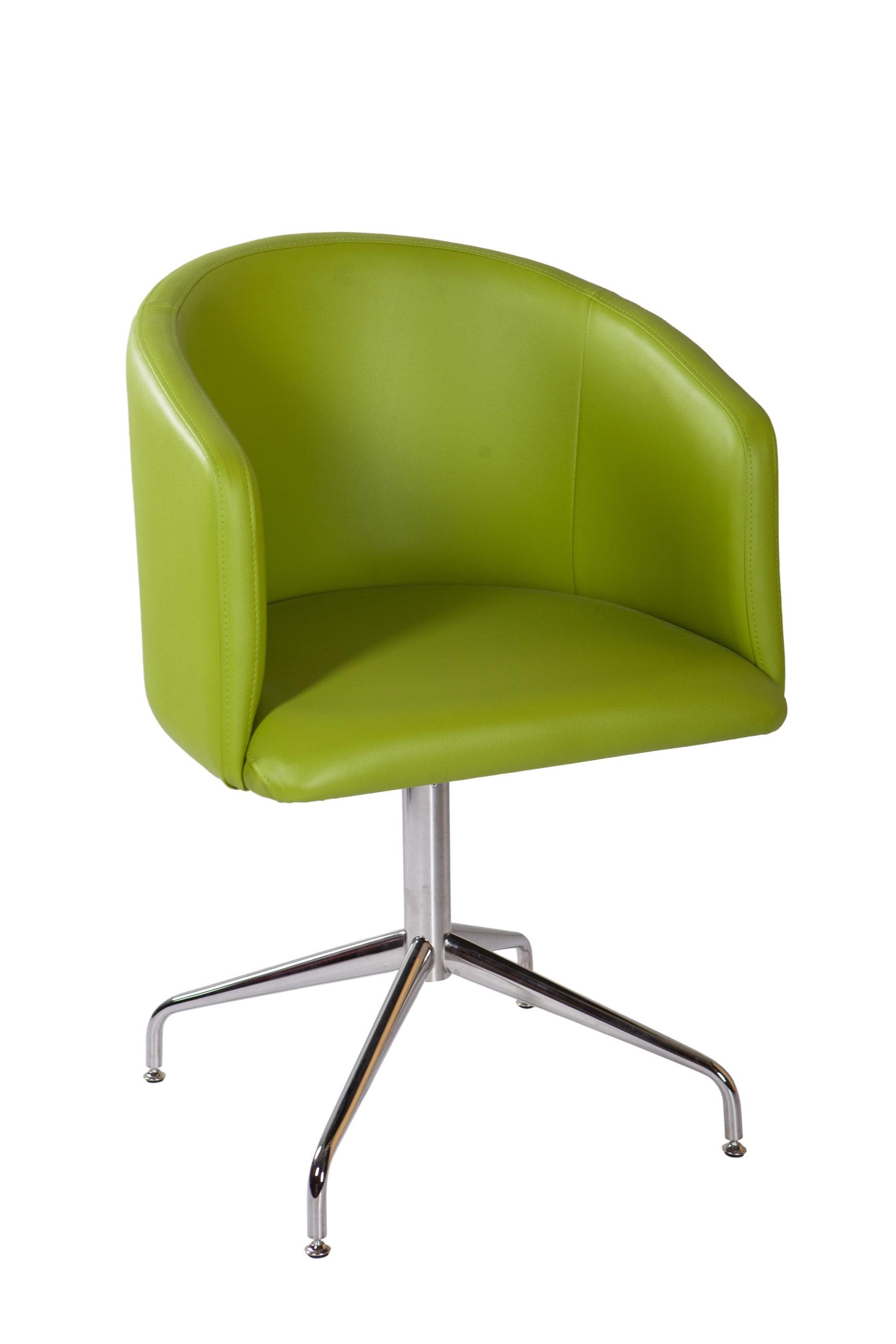 Krzesło tapicerowane KT 34 na metalowym stelażu różne kolory