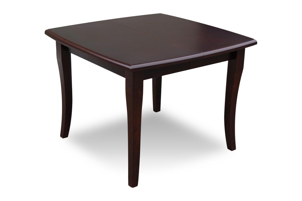 Stół Do Jadalni SM3 O Wymiarze 100cm100cm Rozkładany Do 250 Cm Z Trzema Wkładkami