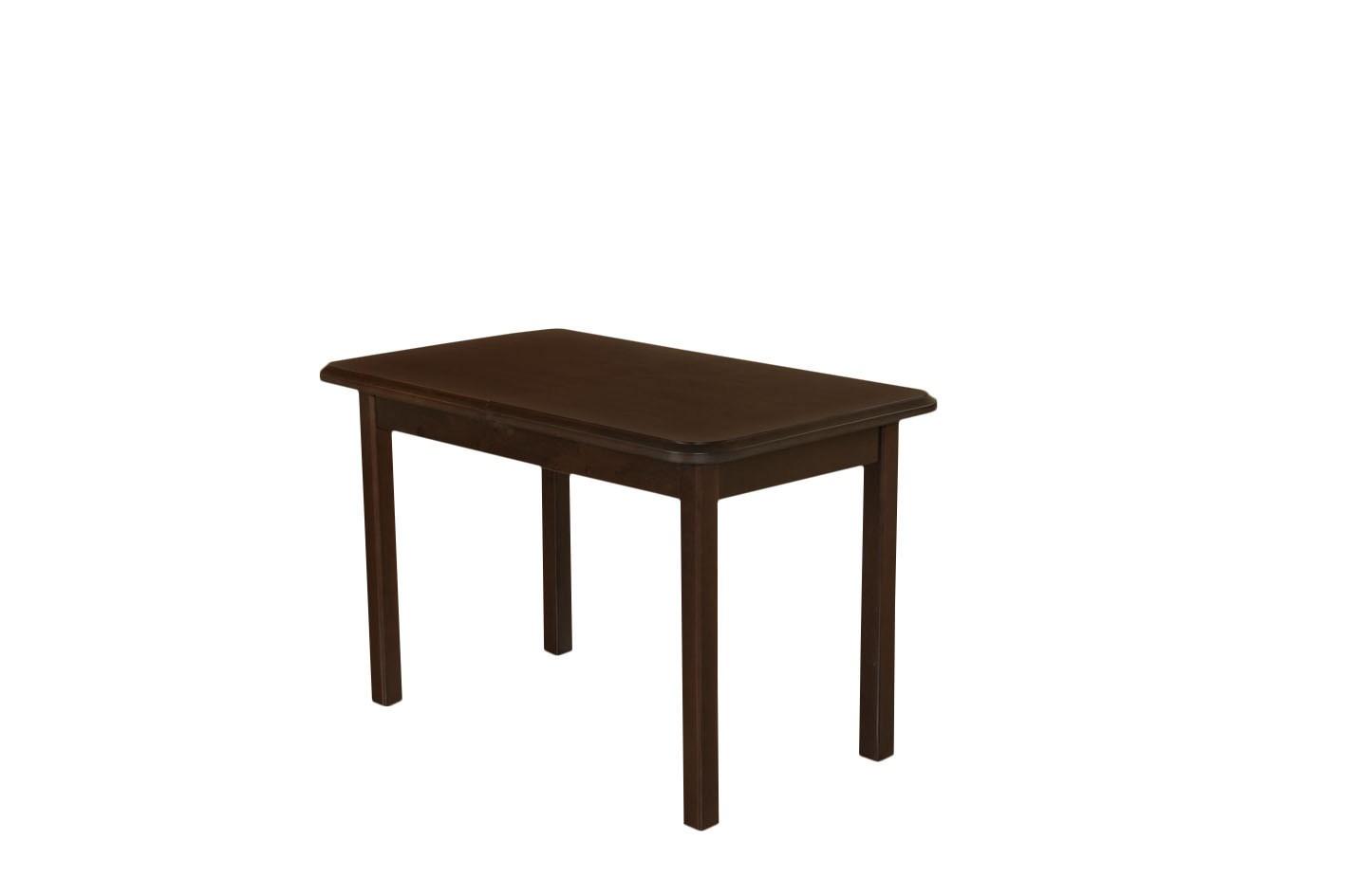 Stół SM 10 naturalna okleina drewniana buk lub dąb rozkładany