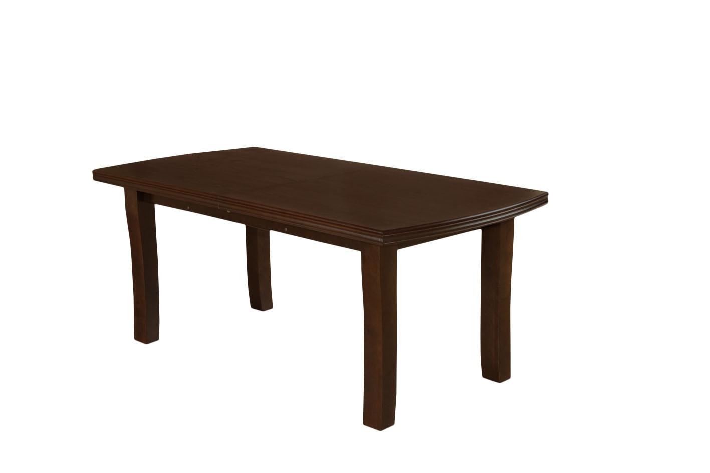 Stół do salonu SM13 naturalna okleina drewniana dąb lub buk rozkładany do 230 cm